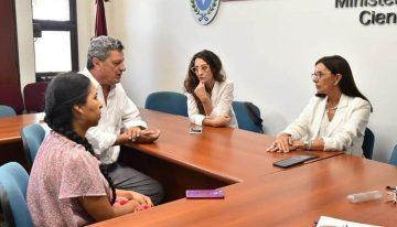SALTA. Ante Martel, Carrizo y Ulloa, Berruezo dijo que se dictará ESI