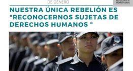 """«La violencia en nuestra institución se sostiene por reglamento""""."""
