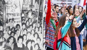 La feminización de la política es urgente