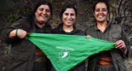 Mujeres de Kurdistán se solidarizan con mujeres de Argentina que luchan por el aborto legal, seguro y gratuito