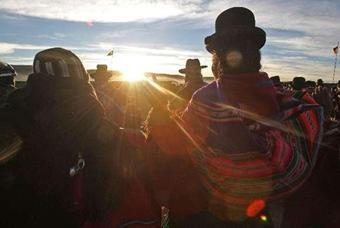 Feminismo comunitario antipatriarcal (Bolivia): Willka Kuti, fiesta del tiempo, nuestro tiempo.