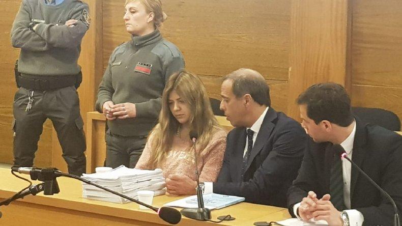 Comenzó el juicio contra la comodorense Brenda Barattini