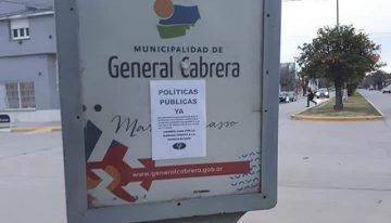 Alarmante estadística de casos de violencia de género en General Cabrera