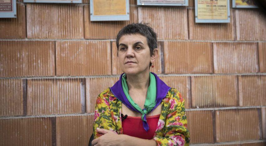 """Ruth Zurbriggen: """"Los femicidas no son extraterrestres, están entre nosotras"""""""