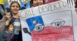 Lo que arde es nuestro corazón de chilenes