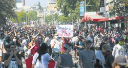 El estado actual de la crisis social en Chile. No es por 30 pesos, es por 30 años