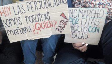 Río Cuarto: Alumnas de secundario reclaman la expulsión de un docente por violencia de género