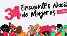 Encuentro Nacional de Mujeres: Talleres, conversatorios, actividades culturales y la marcha feminista más multitudinaria del país.