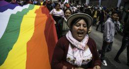 Ecuador, una lucha sin vanguardia ni retaguardia: todos de a una