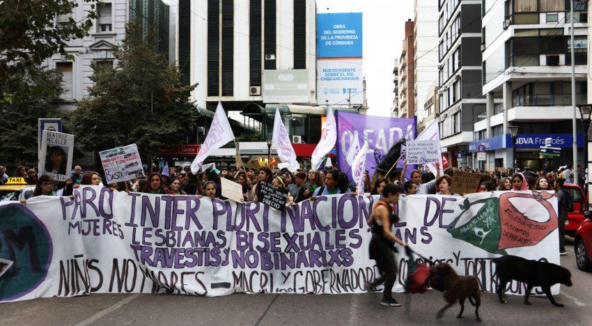 Se radicaron 354 denuncias diarias por violencia familiar en los Tribunales de Río Cuarto