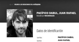 Liberan orden de captura internacional para Juan Darthes