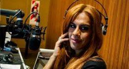 Diana Zurco: «Tener voz en esta sociedad». Primera trans en la TV Pública