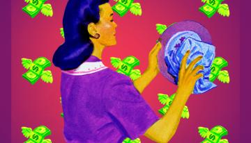 ¿Cuánto vale el trabajo que las mujeres realizamos de forma gratuita?