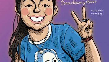 Micaela García: Una Antiprincesa contra la violencia de género