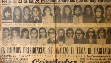 45 años de la espectacular fuga del penal de El Buen Pastor, en Córdoba