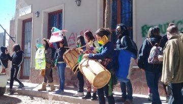 Piden que se deroguen sanciones a las manifestantes por Rocío Fernández en Humahuaca