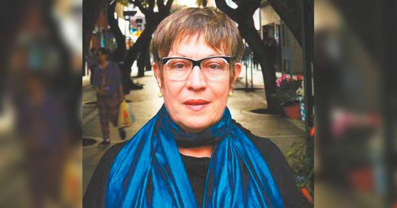 María Teresa Andruetto: Lleva tiempo esta marcha